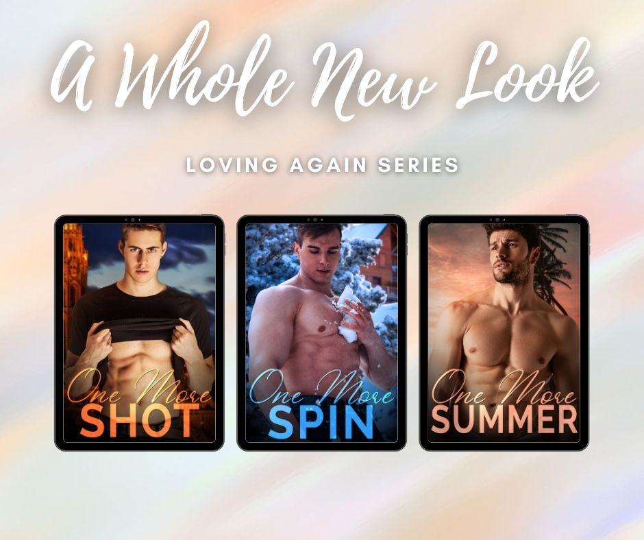 loving again series covers